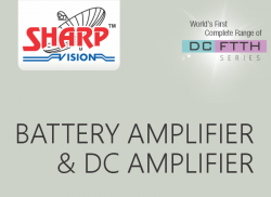 Battery Amplifier & DC Amplifier