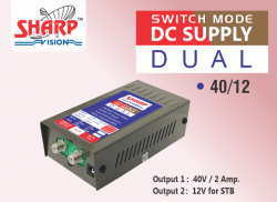 Switch Mode - DUAL DC SUPPLY